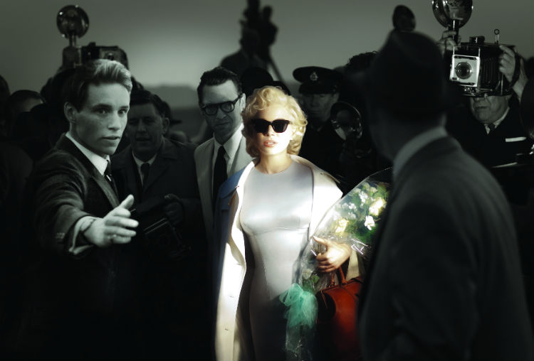 Michelle Williams in 'My Week with Marilyn' (Weinstein Co.)