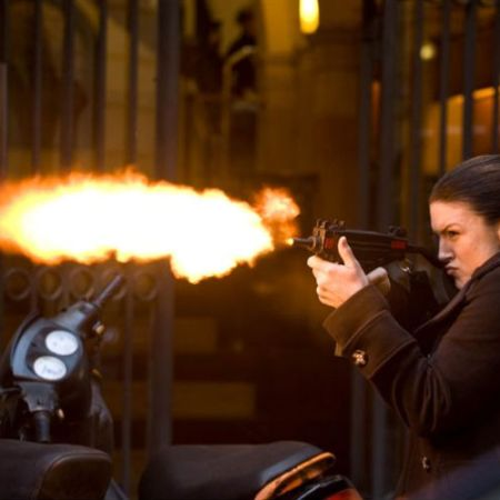 Gina Carano in 'Haywire' (Relativity Media)