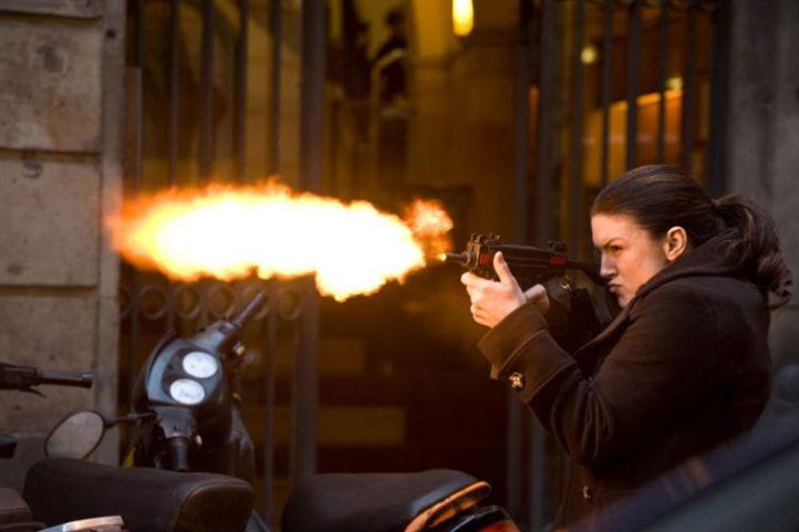 Gina Carano in 'Haywire' (Relativity Media)