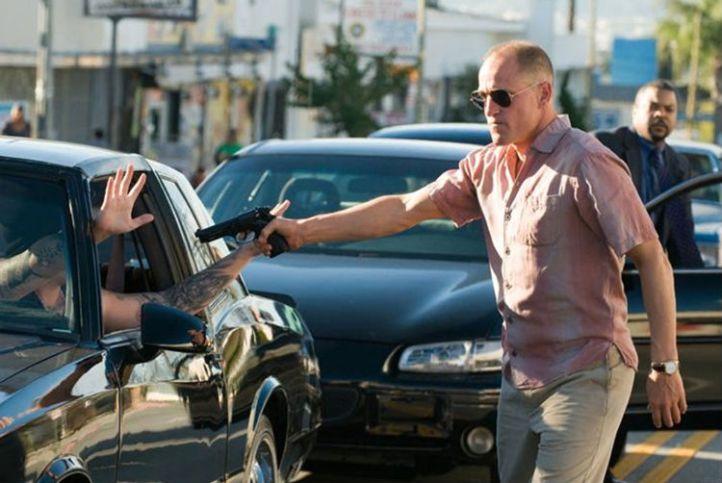 Woody Harrelson in 'Rampart' (Millenium Ent.)