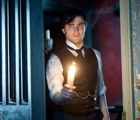 Daniel Radcliff in 'The Woman in Black' (Hammer/CBS Films)