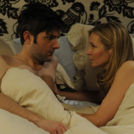 Adam Scott and Jennifer Westfeldt in 'Friends With Kids' (Lionsgate / Roadside Attractions)