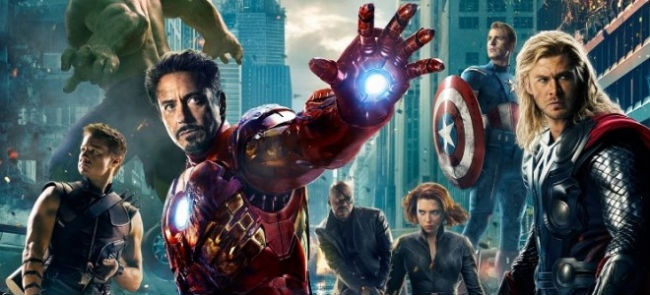 'Marvel's The Avengers' (Disney)