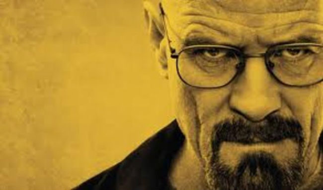 Bryan Cranston in 'Breaking Bad' Season 4 (AMC TV)