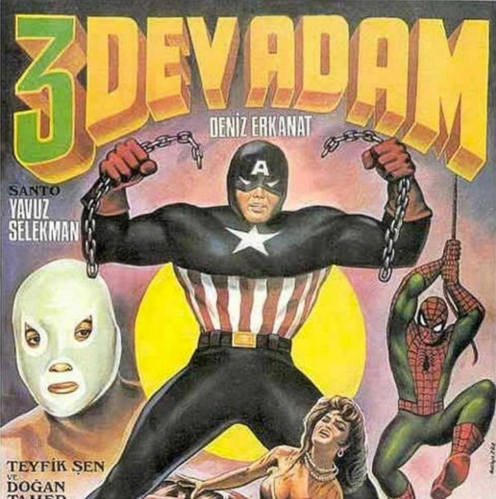 '3 Dev Adam' at Texas Theatre