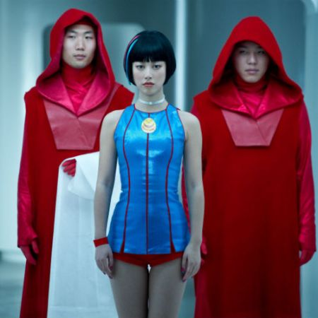 Doona Bae in 'Cloud Atlas' (Warner Bros.)