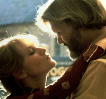 Kris Kristofferson and Isabelle Hupper in Michael Cimino's 'Heaven's Gate'