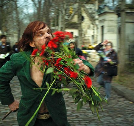 Denis Levant in Leos Carax's 'Holy Motors'