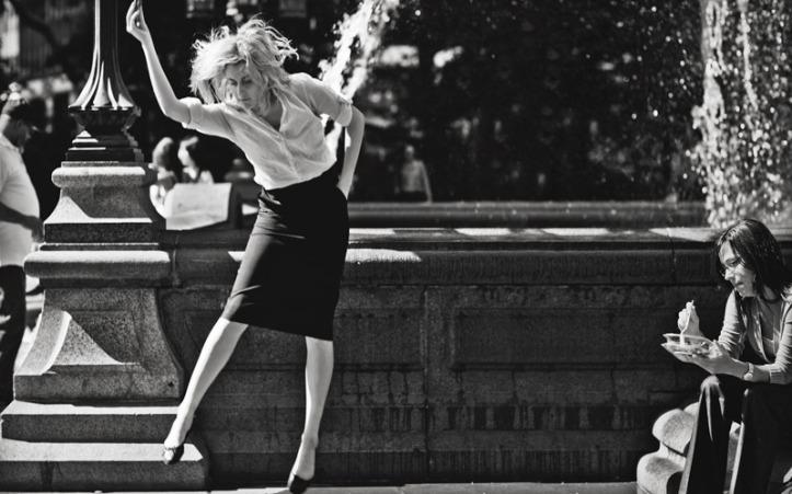 Greta Gerwig in Noah Baumbach's 'Frances Ha' (IFC Films)