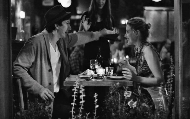 Greta Gerwig and Adam Driver in 'Frances Ha' (IFC Films)