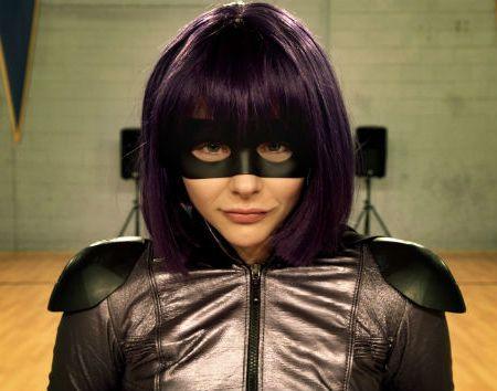 Chloe Moretz in 'Kick-Ass 2' (Universal)