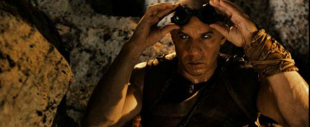 Vin Diesel in 'Riddick' (Universal)