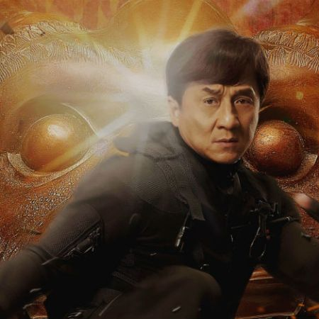 Jackie Chan in 'Chinese Zodiac'