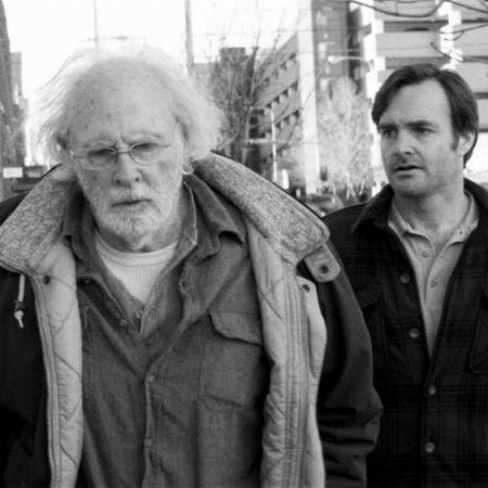 Bruce Dern and Will Forte in Alexander Payne's 'Nebraska' (Paramount Vantage)
