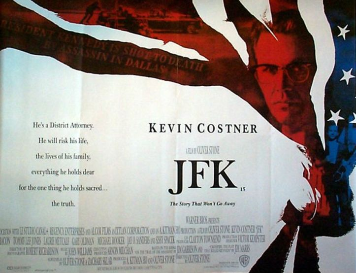 Oliver Stone's 'JFK' at the Texas Theatre